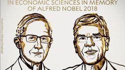 Premio Nobel Economia a William Nordhaus e Paul Romer per gli studi su climate change e