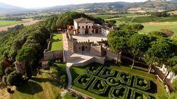 Tutti i buoni motivi per visitare il Castello di Solfagnano e l'Umbria (secondo Philippe