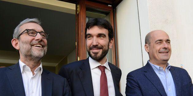 Primarie Pd, i sondaggisti: nel confronto tv tra Martina, Zingaretti e Giachetti un sostanziale, inutile,