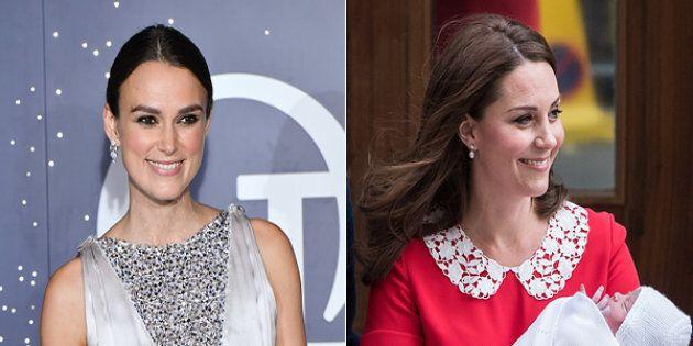 Keira contro Kate: