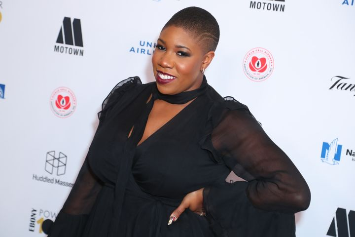 Symone Sanders, former press secretary for Sen. Bernie Sanders during his 2016 presidential run, has now signed on as senior