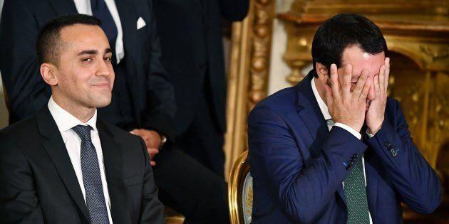 Condono in alto mare. Matteo Salvini spinge per la versione maxi: 15% del dovuto e tetto a 500mila euro....