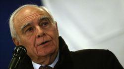 L'ex ministro Sirchia: