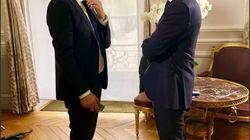 Macron ospite di Fazio