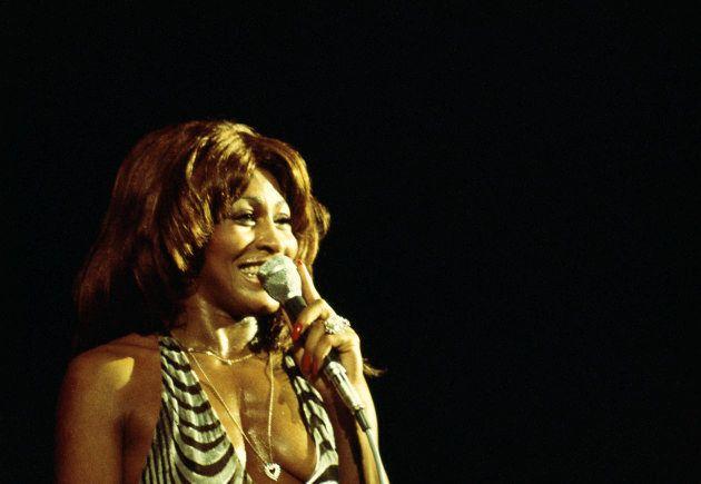 Tina Turner in