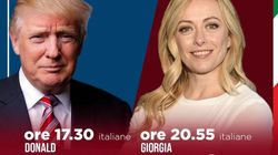 Meloni a Washington per la convention dei conservatori. Ci sarà anche