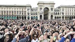 People: 200mila persone alla manifestazione antirazzista a