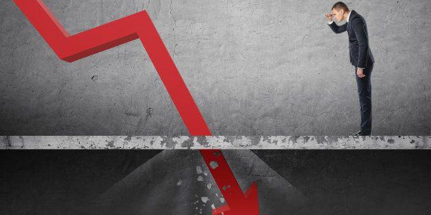 """Risparmi bruciati e prestiti più cari: ecco i """"numerini"""" che impoveriscono le imprese e i"""