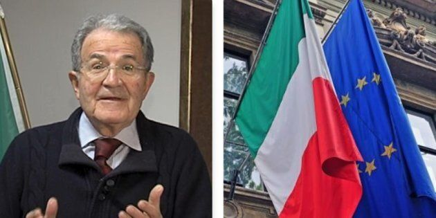Prodi al gazebo dem di Bologna:
