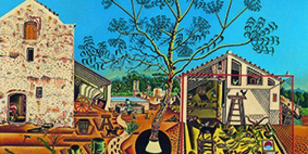 1921-1922huile sur toile ; 123,8 x 141,3 cm États-Unis, WashingtonNational Gallery of Artdon de Mary...
