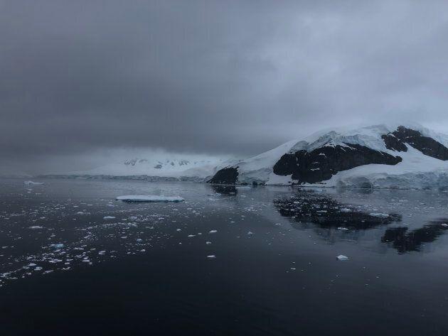 Ho provato il Drake-Shake in Antartide, l'altra dimensione del