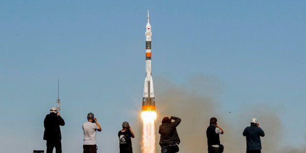 Riuscito l'atterraggio d'emergenza della navicella Soyuz: salvi gli