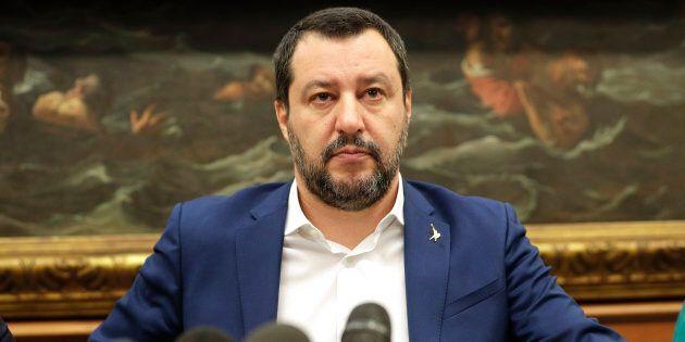 Droga, Matteo Salvini: