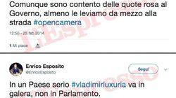 Il Pd all'attacco del collaboratore di Di Maio per i tweet sessisti e omofobi: