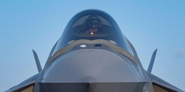 Tutti gli F35 nel mondo restano a terra per un'ispezione dopo il crash in South