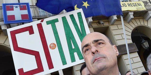 Perché Zingaretti ha fatto bene a partire da Torino, dalla TAV e