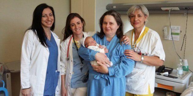A 45 anni una donna di Como ha partorito l'undicesimo