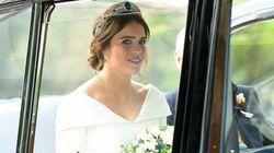 La principessa Eugenie oggi non è seconda a