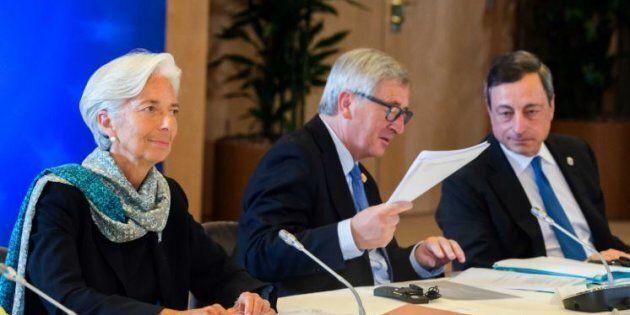 La troika preoccupata. Nuove raccomandazioni all'Italia da Fmi, Bce e