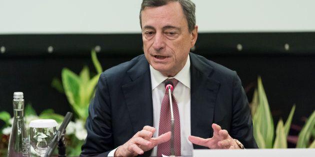 Mario Draghi non drammatizza.