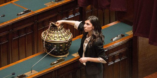 La difesa di Giulia Sarti, M5s: