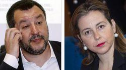 Matteo Salvini scrive a Giulia Grillo: