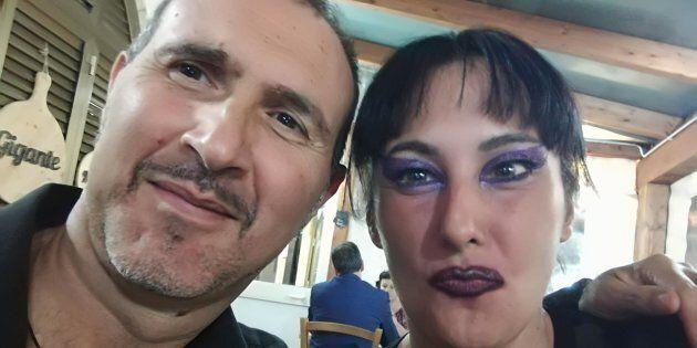 Daniele Scarpati, marito di Tanina Momilia:
