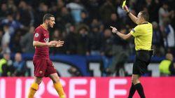 Roma fuori dalla Champions. Pallotta sbotta contro gli arbitri: