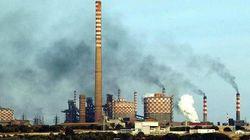 A Taranto le emissioni continuano a