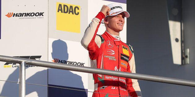 Mick Schumacher vince in Formula 3: