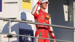 Mick Schumacher vince in Formula 3: