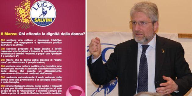 Giancarlo Cerrelli, segretario della Lega di Crotone: