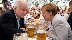 All'Oktoberfest servono birra