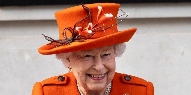 La regina Elisabetta ha scritto per la prima volta un post su