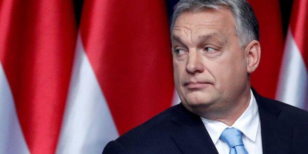 Grana Viktor Orban per il Ppe. Il premier ungherese alla radio: