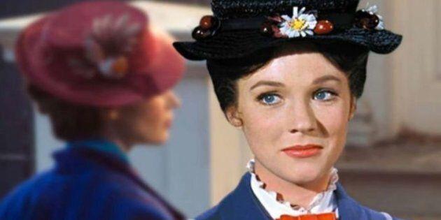 Il Festival di Venezia premia Mary Poppins: a Julie Andrews il Leone alla