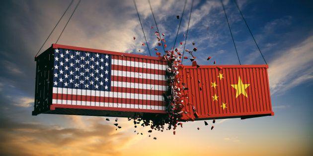 Effetto-Trump sulla Cina: con i dazi dimezzato il surplus commerciale con gli Usa. Tonfo dell'export...