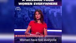 Il discorso per la Festa delle donne di questa comica sulla Bbc è l'unica cosa che dovete vedere