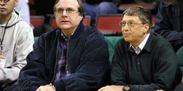 Bill Gates ricorda l'amico Paul Allen:
