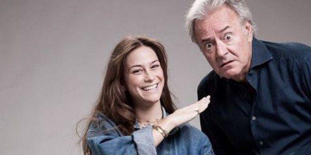Corrado Tedeschi si esibirà per la prima volta in teatro insieme alla figlia