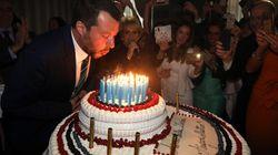 Compleanno da premier per i 46 anni di Matteo Salvini: gli Amici della Lirica, l'hotel di lusso e il console