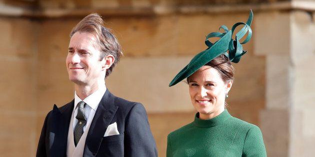 Pippa Middleton ha dato alla luce il suo primogenito: è un