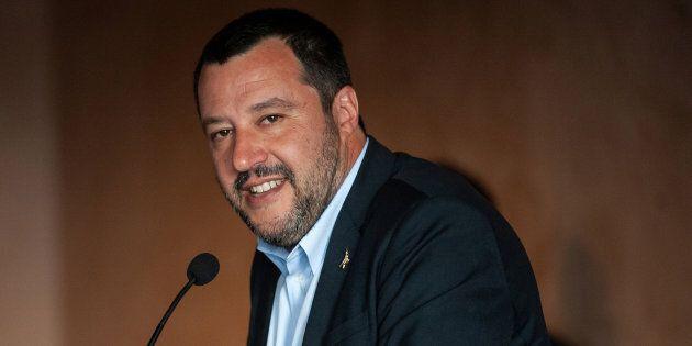 Salvini sicuro: