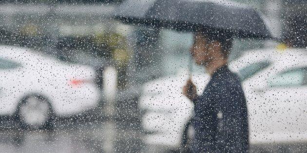 L'assalto invernale allontana la primavera: piogge e grandine al sud