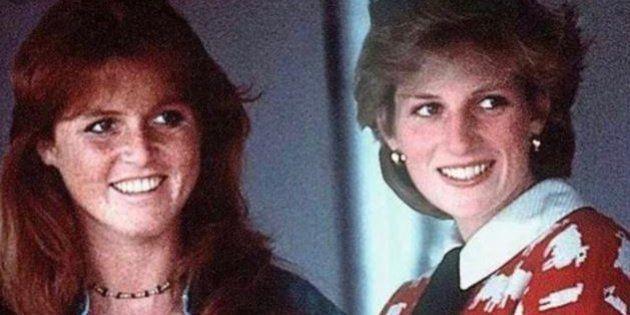 L'omaggio di Sarah Ferguson per la Festa delle Donne va a Lady Diana. E commuove