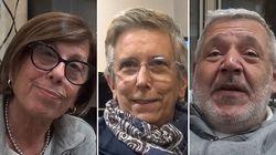 Gli sfollati di Genova rientrano nelle case, due ore e 50 scatoloni: