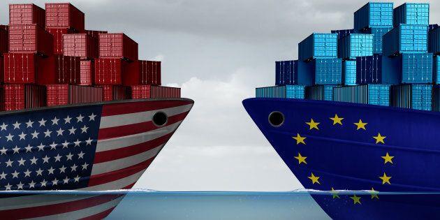 L'Italia e l'Europa di fronte alla guerra commerciale di