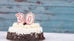 Il regalo perfetto per chi compie 30 anni? 10 idee che non