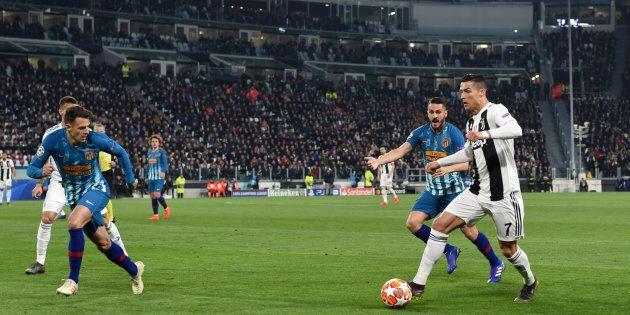 Juventus-Atletico Madrid, vedi alla parola