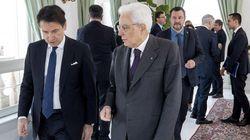 Mattarella e Conte sull'accordo con la Cina:
